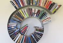 Amazing bookshelves / We want everyone to feel inspired, so #shareyourshelfie or just take a look at the bookshelves that make us drool