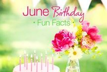 June Birthday Party Ideas