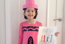 World Book Day costumes / It's every parent's biggest dilemma - what are you going to dress them as for World Book Day? We've rounded up some of the best book character outfits we've seen.