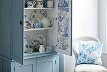 Painted and stencilled furniture ideas