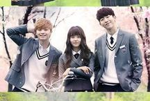 Who Are You [school2015] / favv drama xo