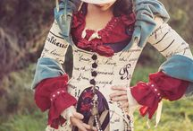 Steam Dream Vintage Clothing _ Jewelry / Steampunk costume pieces and ideas. Vintage. Antique.
