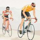 Tour de France - Cycling Books / The greatest cycling event of the year is here! Grab your country's flag and head for the mountains to see your heroes! If you're feeling inspired we have lots of cycling books to get you in training and guides to France to make sure you make it to the race on time.