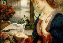 Pre-Raphaelites / Pre-Raphaelites and associated artists