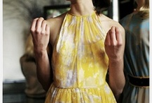 Sewing Inspirations / All the pretty dresses that I want to make / by Amber Korte