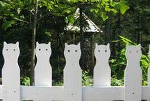 steccati - fences / #idee ed #ispirazioni, per gli #steccati e le #recinzioni del mio #giardino http://giardinoindiretta.blogspot.it/