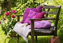 panchine - benchs / #idee ed #ispirazioni, per le #panchine e le #sedute del mio #giardino http://giardinoindiretta.blogspot.it/