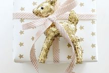 Gift Ideas & Wrapping/Packaging / by Courtney Briley