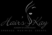 Hair's Kay Academy of Cosmetology, Inc.  / Hair's Kay Academy of Cosmetology, a 501(c)3 tax exempt organization, also known as HKAC is the only minority female owned beauty school in New Haven.