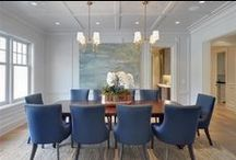 CB Home: Dining Areas / Whether you want to enjoy a quiet cup of coffee or host a lavish affair, these homes from Coldwell Banker California set the table just right.