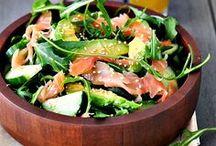 Salads / by Chispa Cita