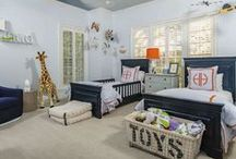 Home Decor: Kids' Spaces / Our favorite bedrooms, playrooms and decorating ideas for little tykes.
