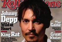 On The Cover Of The Rolling Stone / by Joy Johanson-Varese