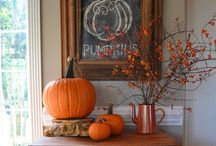 Fall, Halloween and Thanksgiving / by Courtney Briley