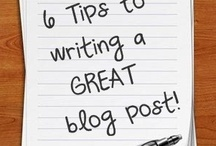 To Blog or not to Blog? / by Sandy Buffolano
