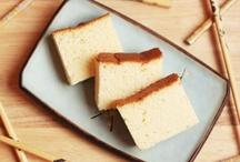 Baking - Cheesecake Recipes / Baked Cheesecakes   No-bake Cheesecake   Japanese Cheesecake  