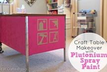 DIY - Furniture FIX / How to fix up old furnitures or make design-like furnitures yourself