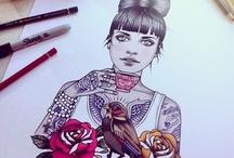 Tattoo and body art! / Tattooing is a beautiful art!
