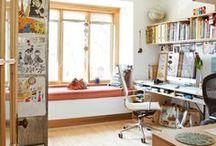 lo studio che vorrei - dream home office