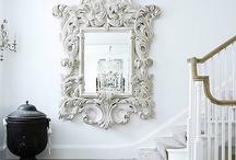 Mirror Mirror on the wall... / by MARILIZE DE