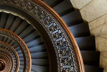 Favorite Staircases / by MARILIZE DE