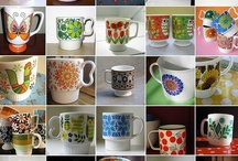 Mugs / Mugs are quite cool and very collectible. Wherever we travel we grab a mug (or three) as a awesome reminder of the places we've been when we get home and enjoy a hot cup of coffee or herbal tea. This Pinterest Board showcases some of the cool-looking mugs we've found from browsing around the Internets!