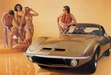 cars_OPEL / Opel cars images / by Marco Rodda
