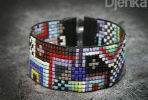BEADED LOOM  JEWELRY