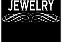 JEWELRY / Ideas for beautiful jewelry necklaces, pendants, DIY jewelry making with tutorials for beginners and statement pieces.
