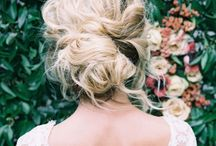 Bridal Portrait Reshoot Ideas / For Our One-Year :) / by Courtney Briley