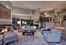 CB Home: Living Spaces / Here's a showcase of fabulous interior designs that features Coldwell Banker California's best living rooms, family rooms, great rooms, entryways and more.