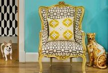 Home Decor: Seating / Our collection of amazing chair, couch, chaise, sofa, stool and bench designs to furnish your dream home.