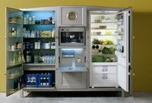 Home Decor: Cool Stuff / Our favorite ideas for DIY projects, storage and organization solutions, unique gadgets, gizmos, furniture, decor and more for your home.