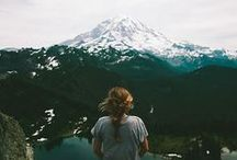 A Natural State / Camping, Woods, Mountains, Dirt, Lakes, and the beauty of the great outdoors / by Kelsey Barnes
