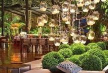 Home Decor: Lights / Our favorite lights, lamps, chandeliers, sconces and fixtures to light up your home!