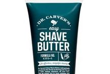DSC | Dr. Carver's / Dr. Carver's by DSC | Everything you need for a delightful shave from start to finish.