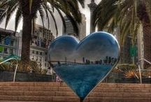 San Francisco Love / From the Golden Gate to the Bay Lights to the shores of Ocean Beach, these are the people, places and moments that celebrate what makes San Francisco such a special and unique place to call home. #LoveWhereYouLive #ThisIsHome
