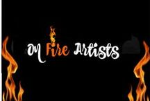 On Fire Artists! / Handmade creations submitted by our Members. Loads of beautiful items all made by hand!