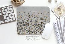 HelloDelicious Etsy / File this under gorgeous!