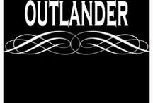 OUTLANDER SERIES / Outlander Book Series. Jamie Fraser and Claire Beauchamp. Scotland 1743 Claire travels through the stones at Craigh Na Dun back 200 years in time.