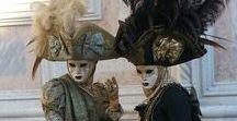 Costumes Venetian Carnival