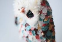 owls / by Olivia Mohr