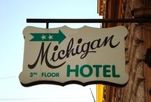 Michigan  / by Angela Southern