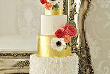wedding cakes. / Wedding cake inspiration.