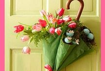 SPRING / Decor and ideas for the spring! / by Sherri Eddleblute
