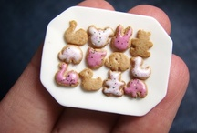Teeny, Tiny and Adorable / Dollhouse Miniatures and Other Cute Little Things