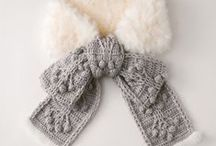 Hooks & Needles / Knitting and Crochet Projects and Ideas