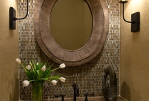Bathroom ideas / by Amanda Adkins