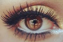 Eyeshadow - Brown//Bronze/Gold/Black/Silver / by Nikki Linares