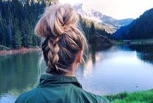 Hair / by Taylor Elise Thompson